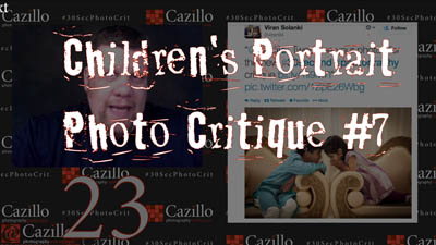Children's Portrait - Photography Critique #7