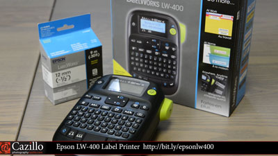 Epson LW-400 Label Printer Review