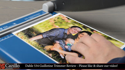 Dahle 534 Guillotine Trimmer Review