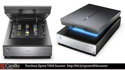Epson V850 Pro Scanner Review