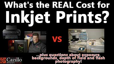 What's the REAL Cost for Inkjet Prints?